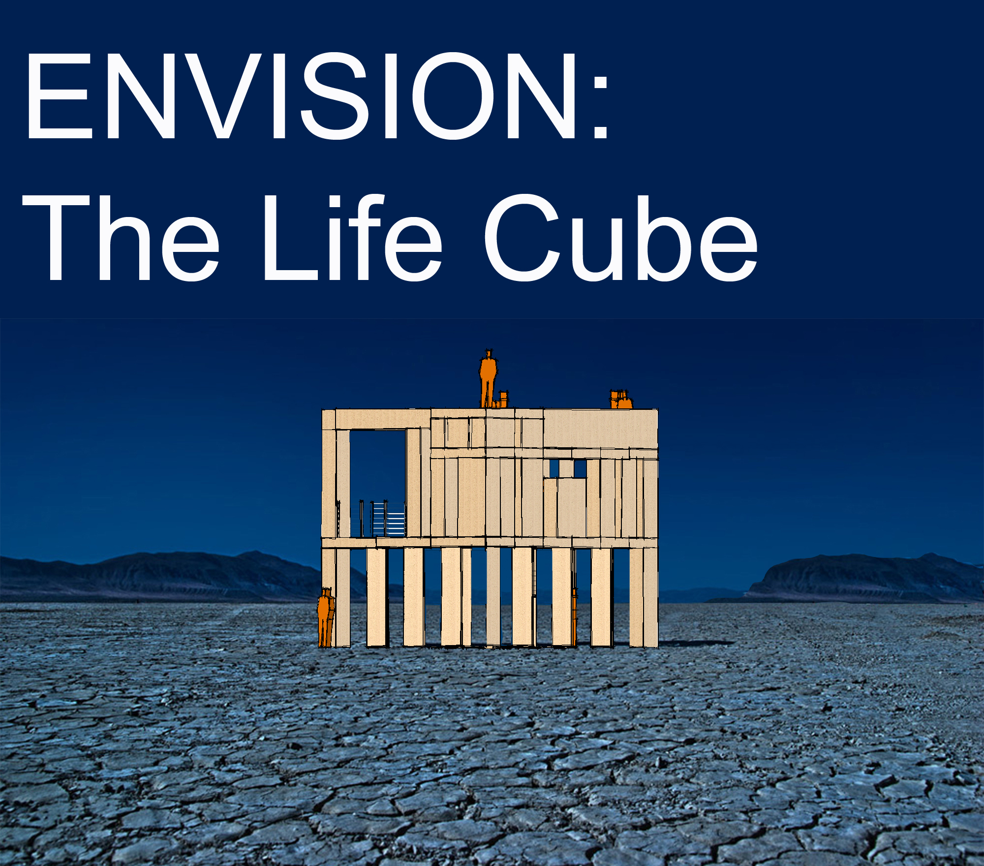 envision the life cube color rendering video link the life cube project. Black Bedroom Furniture Sets. Home Design Ideas