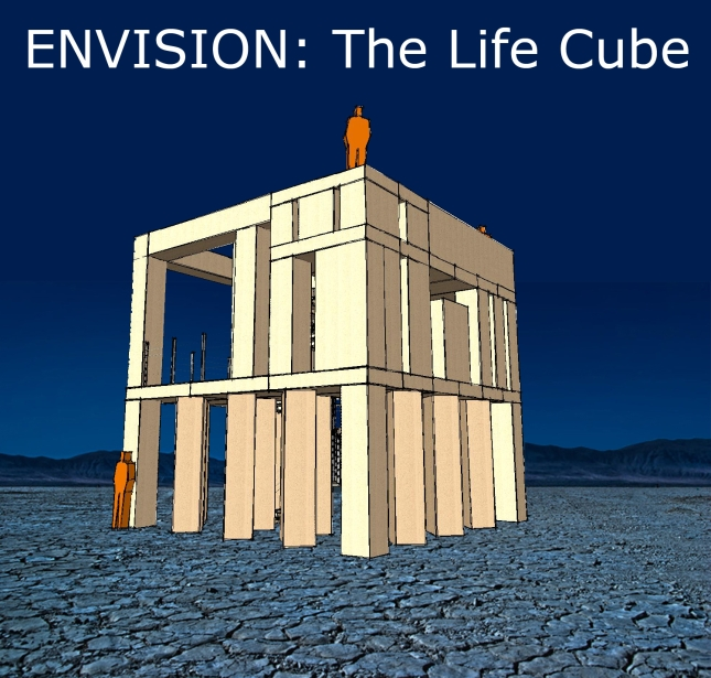 ENVISION: The Life Cube - Color Rendering
